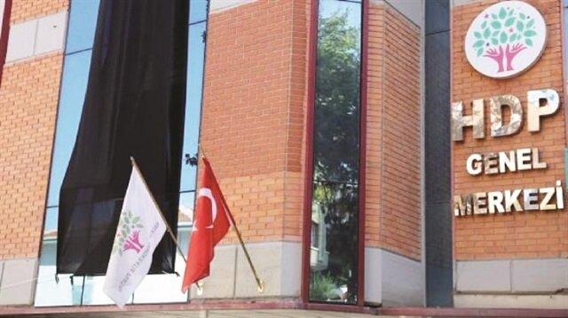 HDP'nin çaycısı dağ kadrosundan