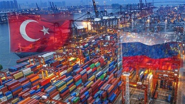 العوائق التجارية بين تركيا وروسيا