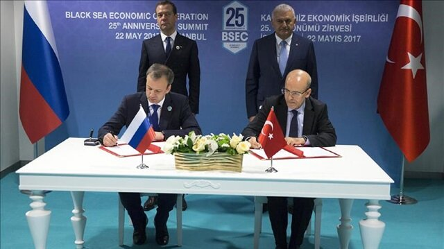 BSEC final declaration draft signed in Istanbul