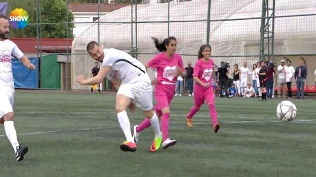 Çağatay Ulusoy'un gol vuruşu