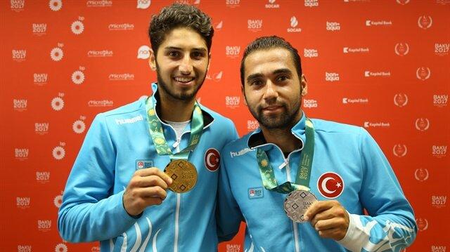 التنس: ذهبيتان وفضيتان لتركيا بـ