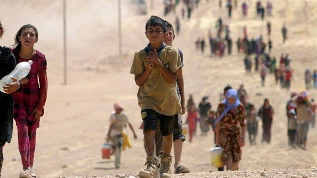 UNICEF: Irak'ta 3 milyon 600 bin çocuk risk altında