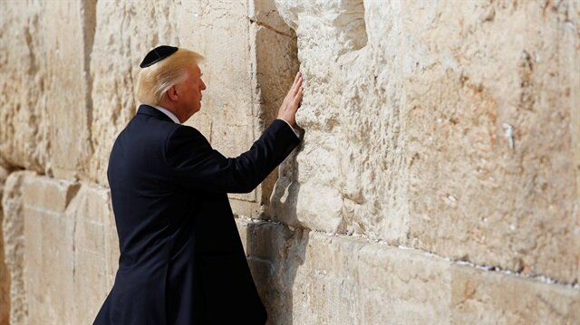 Trump: İsrail'in adını asla zikretmedim