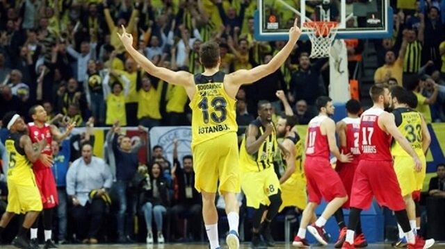 فنربهتشه التركي يتوّج بلقب الدوري الأوروبي للمرة الأولى