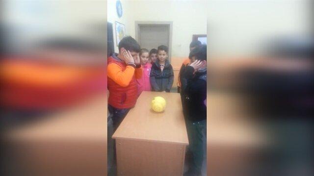 Öğrencilerin oynayabileceği çok eğlenceli bir oyun