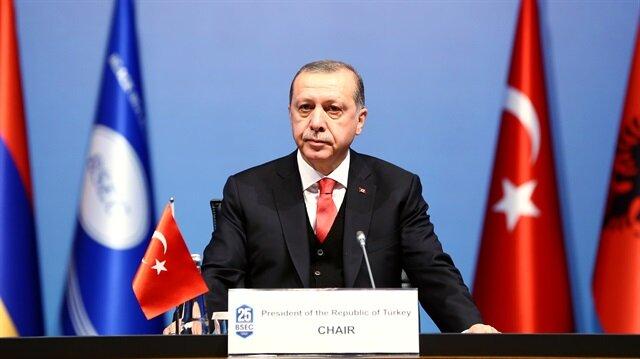 'Karadeniz Ekonomik İşbirliği Zirvesi' başladı