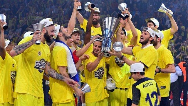 Fenerbahçe şampiyonluğu taraftarıyla kutlayacak