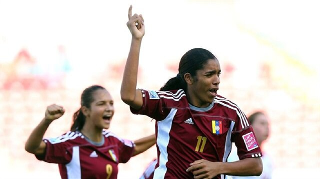 فنزويلا تضمن التأهل لثمن نهائي مونديال الشباب