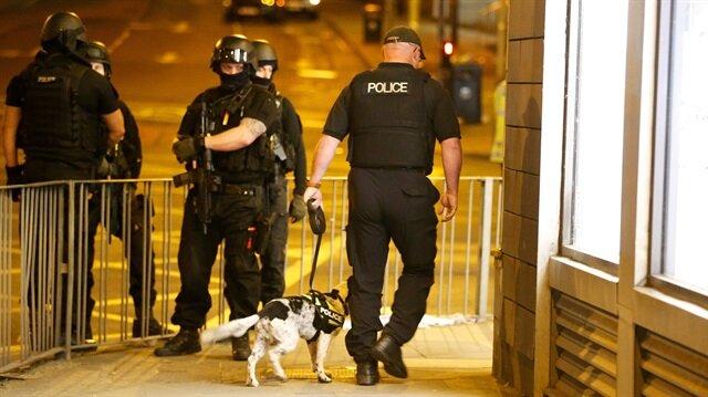 Manchester Arena yakınlarında terör saldırısı