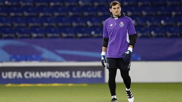 İşte Casillas'ın <br>'yeni' takımı!
