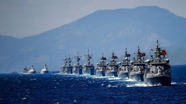 Deniz Kuvvetleri'nin en büyük tatbikatı: Denizkurdu 2017