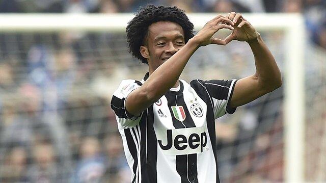 Juventus Cuadrado'nun bonservisini aldı