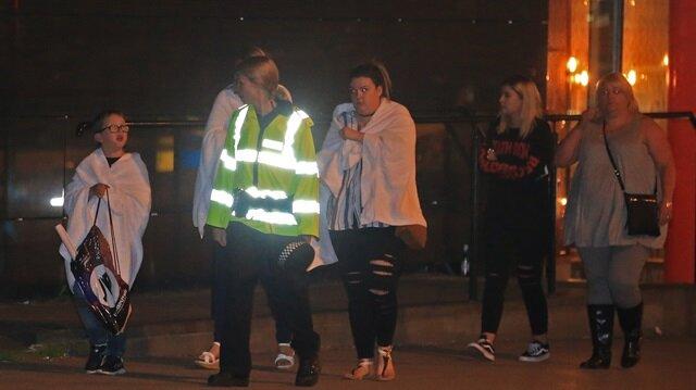 Manchester'da terör saldırısı