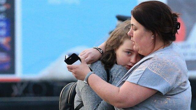 Çocuğuna ulaşamayanlar seferberlik başlattı: #ManchesterMissing