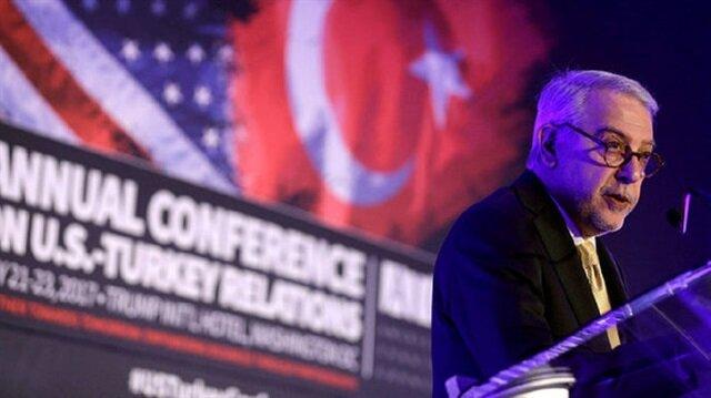 تصريحات للسفير التركي في واشنطن: يقفون بصفّ الإرهابيّين!
