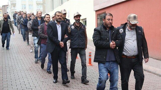 Ankara'da Bylock baskını