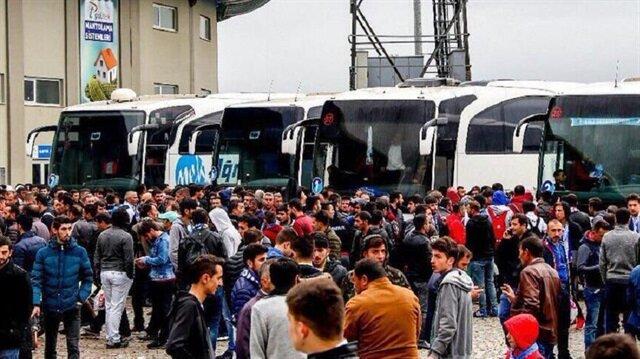 Erzurum'dan İstanbul'a 'Kavimler Göçü'