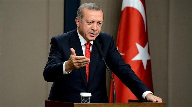 Cumhurbaşkanı Erdoğan: Bakanlıklardan yol haritası isteyeceğim