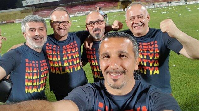 Süper Lig'de yükselen Yeni Malatya'da teknik direktör İrfan Buz teknik ekibini dağıttı.