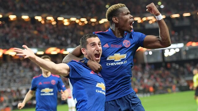 Şampiyon Manchester!