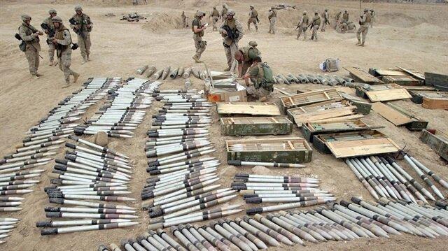 ABD Irak'a verdiği silahların izini kaybetti