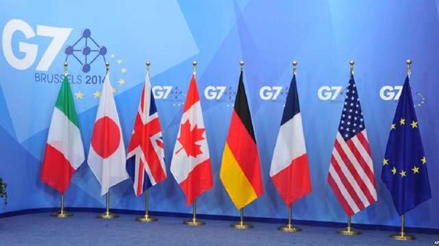 G7 deadlocked on climate, but United States  position