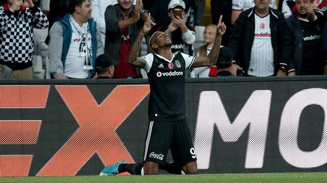 Beşiktaş <br>Talisca'yı bildirdi