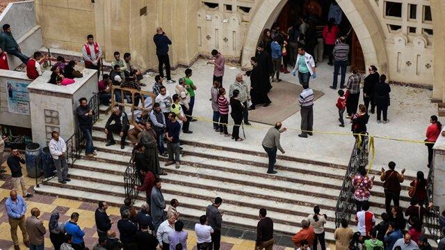 Mısır'da Kıptilere katliam: 28 ölü