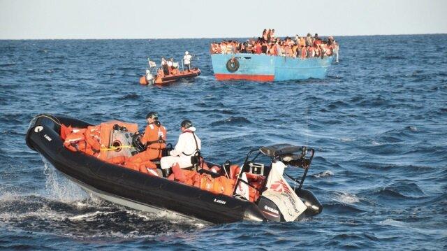 Mülteciye silahlı baskın