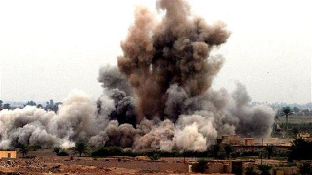 ABD DEAŞ'a yönelik hava saldırılarında binlerce sivili katletti