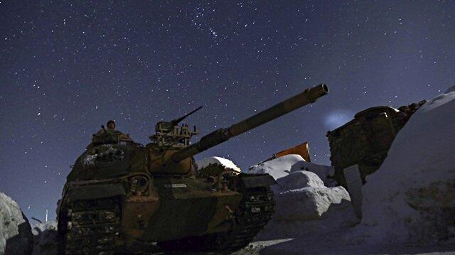 29 terrorists killed in eastern Turkey