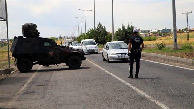 Bin 797 ekiple 'Türkiye Trafik Güvenliği Uygulaması'