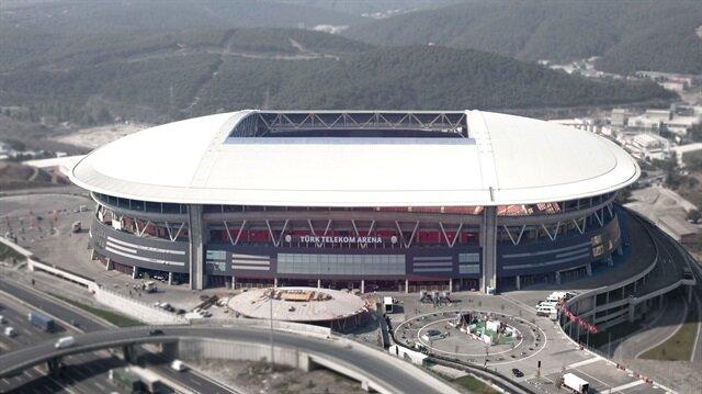 G.Saray 'Arena' <br>ismini kaldırdı!