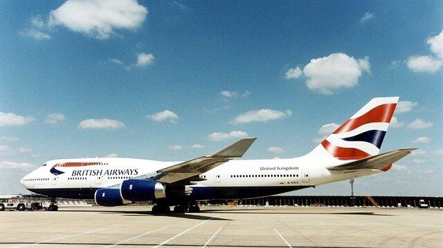 الخطوط البريطانية تلغي جميع رحلاتها من مطاري هيثرو وغاتويك