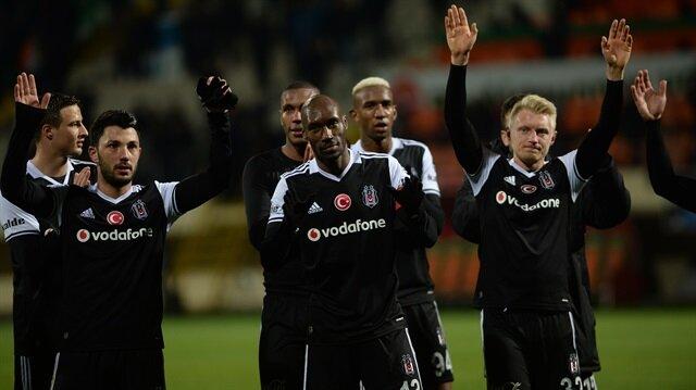 Beşiktaş'ta<br>'flaş' gelişme
