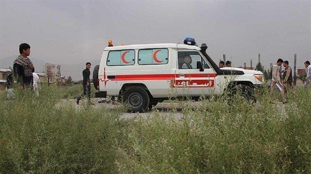 مقتل 10 مدنيين بانفجار عبوة غربي أفغانستان