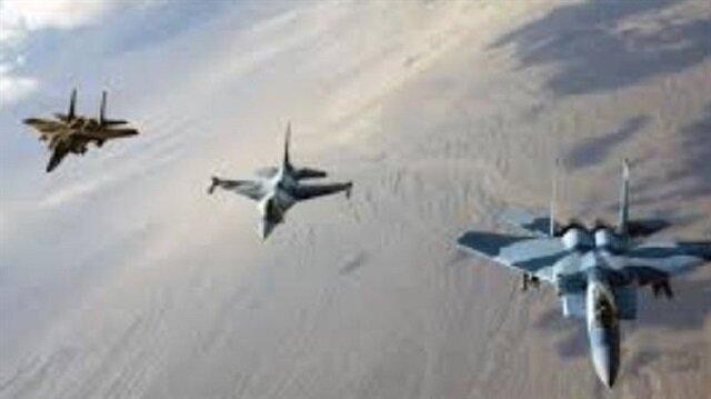 الجيش المصري يعلن عن ضربة جوية