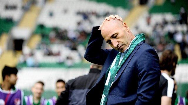 'Son maça <br>çıkmayacağım'