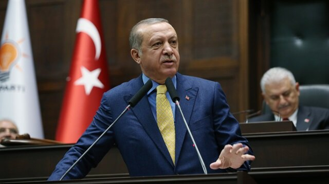President Erdogan calls upon European Union  to decide upon Turkey's membership