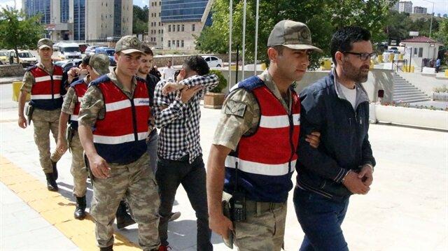 Elazığ merkezli 3 ilde düzenlenen FETÖ/PDY operasyonunda biri teğmen, biri astsubay 3 kişi tutuklandı