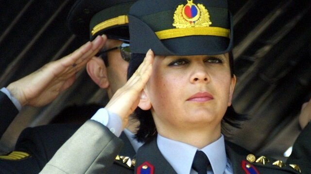 Jandarma'nın ilk kadın komutanı da şehit oldu