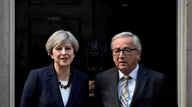 UK PM May's lead narrows to 1 point over Labour