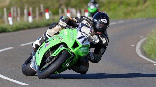 İngiliz motosikleçti Lambert hayatını kaybetti