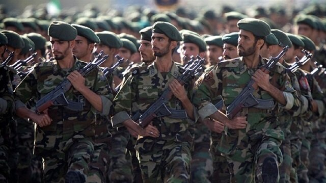 Iran's Revolutionary Guards promised revenge on 'terrorists'