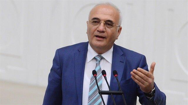 AK Parti'li Elitaş: Zeytinlikle ilgili düzenleme komisyona çekilecek