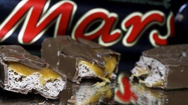 ABD'li ünlü çikolata üreticisi Mars'ın ürünlerinde 'salmonella bakterisi' çıktı.