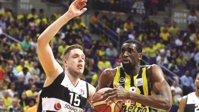 Fenerbahçe final serisinde fire vermedi