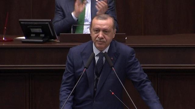 Cumhurbaşkanı Erdoğan Gezi'nin 4. yılıyla ilgili konuştu