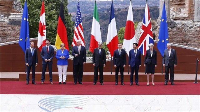 US opts out of G7 pledge committing to Paris climate accord