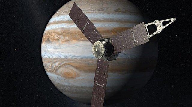 المشتري أقدم كواكب المجموعة الشمسية
